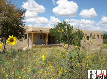 Single Family Home for Sale in Ranchos De Taos, NM 87557