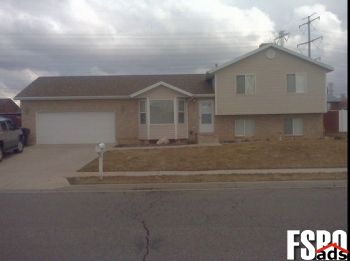 Single Family Home for Sale in West Point, UT 84015