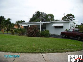 Single Family Home for Sale in Lauderhill, FL 33311