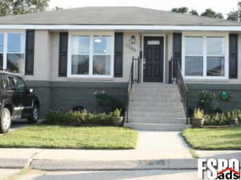 Home for Sale in New Orleans, Louisiana, 70122