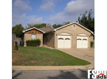 Fort Worth, TX Home for Sale