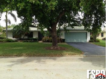 Coral Springs, FL 33065 Home For Sale By Owner