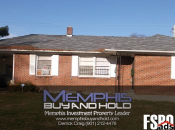 Home for Sale in Memphis, Tennessee, 38107