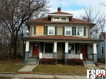 Duplex/Triplex for Sale in Springfield, OH, 45506