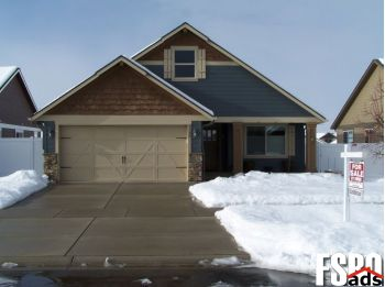 Single Family Home for Sale in Coeur D'alene, ID 83815