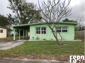 Single Family Home for Sale in Fort Lauderdale, FL 33311