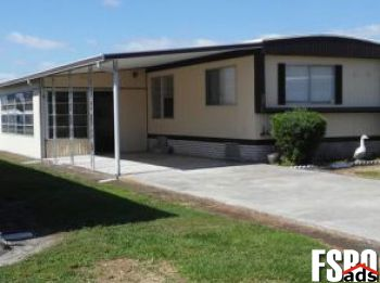 Okeechobee, FL 34974 Mobile Home For Sale By Owner
