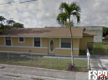 Home for Sale in Fort Lauderdale, Florida, 33311