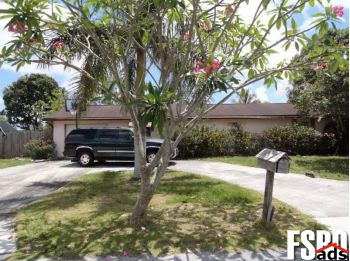 Single Family Home for Sale in Lake Worth,fl, FL 33461