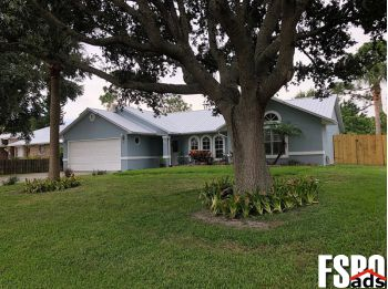 Sebastian, FL 32958 Home For Sale By Owner