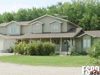 Single Family Home for Sale in Pingree, ND 58476
