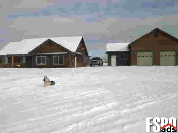 Single Family Home for Sale in Victor, ID 83455