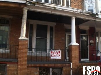 Townhome for Sale in Baltimore, MD 21218
