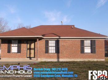 Single Family Home for Sale in Memphis, TN 38128