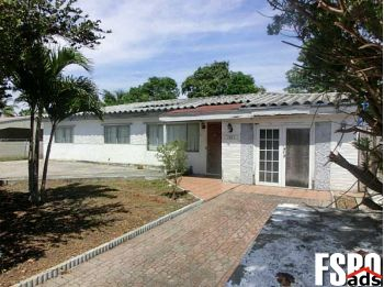 Single Family Home for Sale in Fort Lauderdale, FL 33312