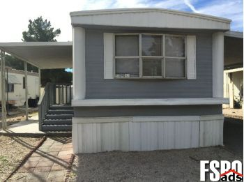 Mobile Home for Sale in Las Vegas, NV 89110