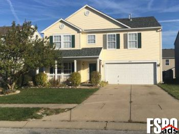 Single Family Home for Sale in Camby, IN 46113